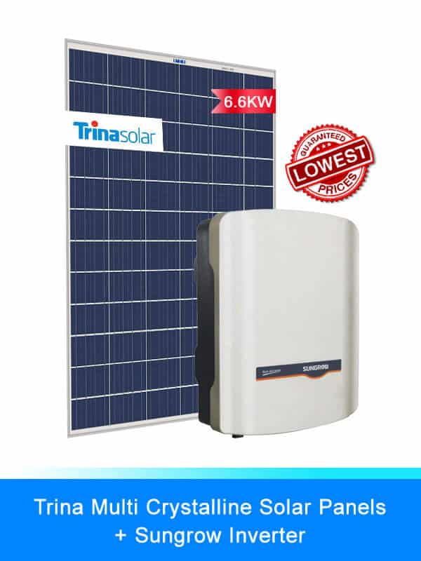Trina Solar | SunGrow Solar Panel & Solar Inverters