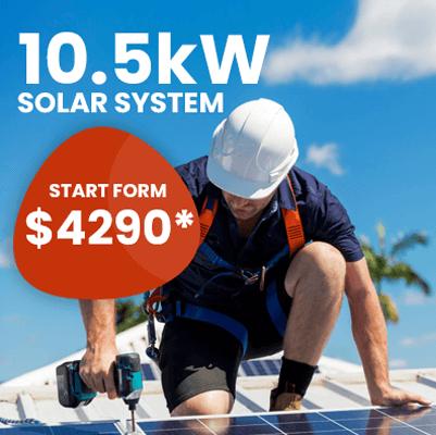 10KW-Solar-Panels-Brisbane